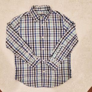 4for$20!! Jcrew boys shirt, size 8
